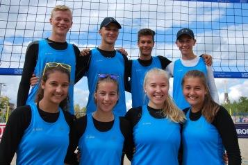 Bundesfinale Beachvolleyball Bild 1