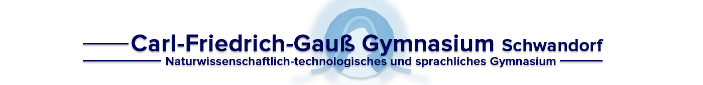 Carl-Friedrich-Gauß Gymnasium
