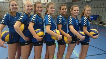 Damen 2 Saison 2015-16