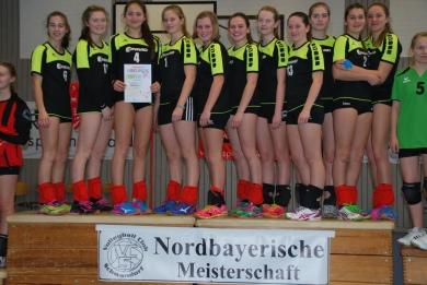 Der Nordbayerische Meister U16