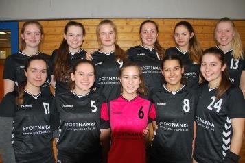 Der Nordbayerische U18-Meister VC Schwandorf