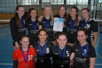 Die U20-Oberpfalzmeister