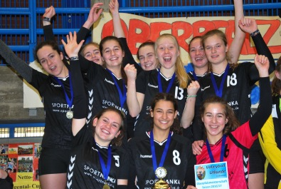 Oberpfalzmeister U18 2017