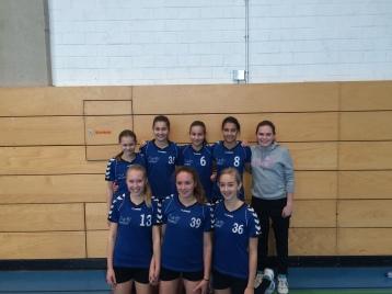U16-Jugend des VC Schwandorf Oberpfalzmeister