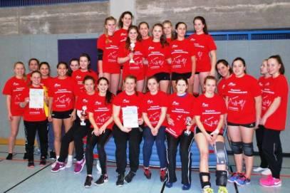 U20 Nordbayerischer Vize-Meister